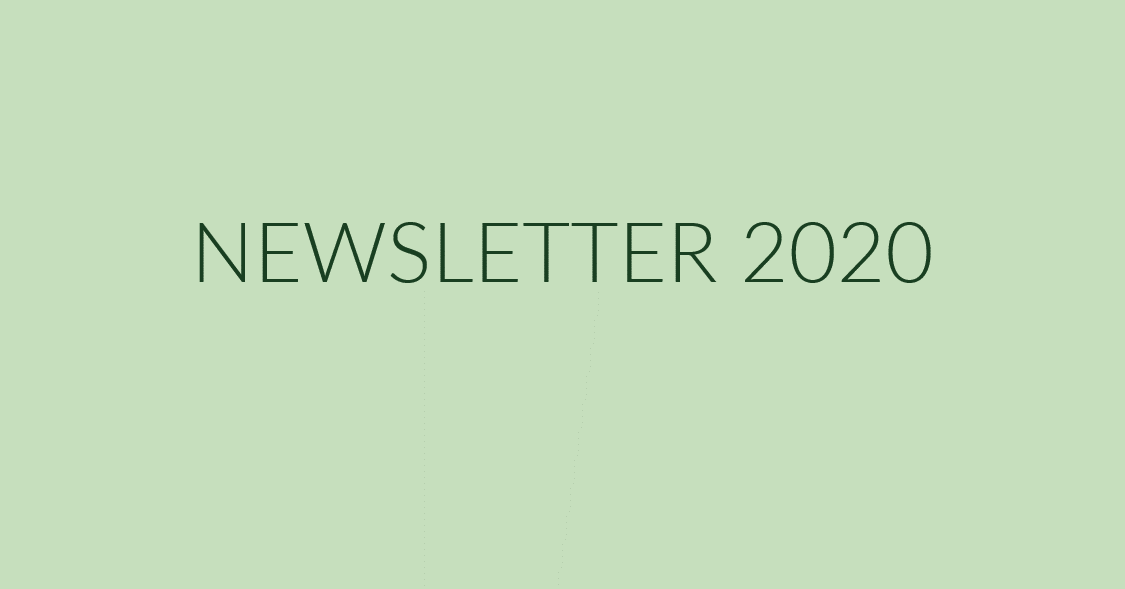Read more about the article Newsletter 2020